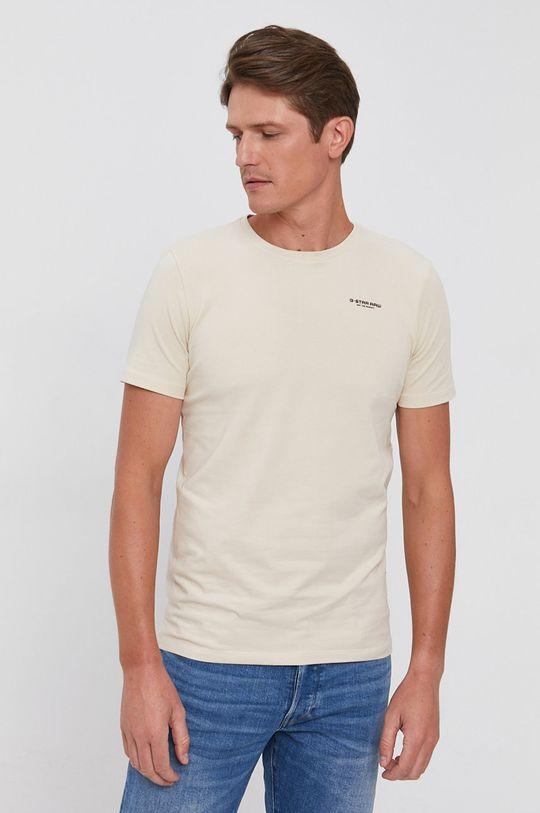 G-Star Raw - T-shirt/polo D19070.C723 cielisty