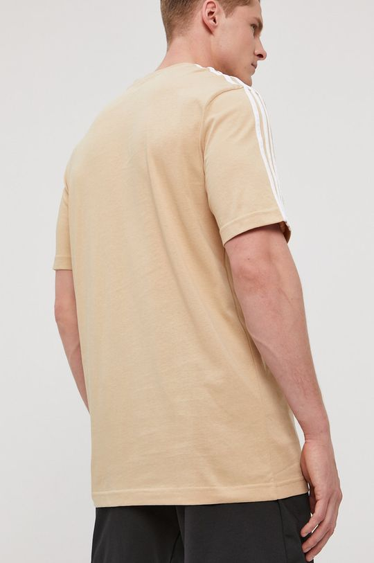 adidas - Tričko  Hlavní materiál: 100% Bavlna Stahovák: 95% Bavlna, 5% Elastan