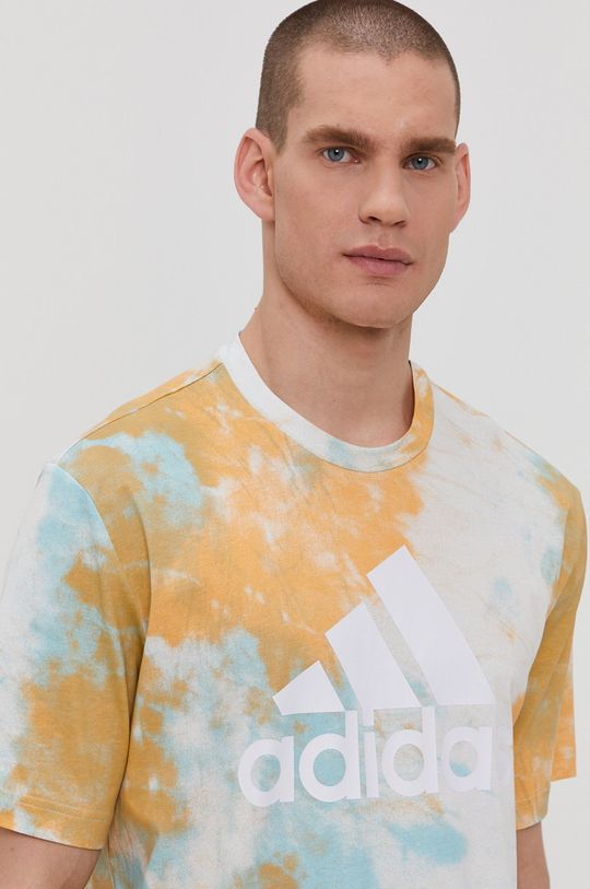 multicolor adidas - T-shirt