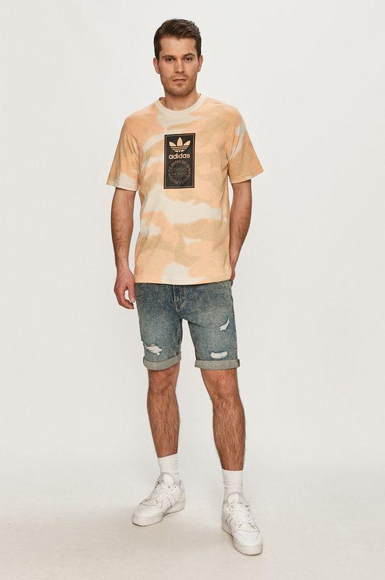 adidas Originals - T-shirt multicolor