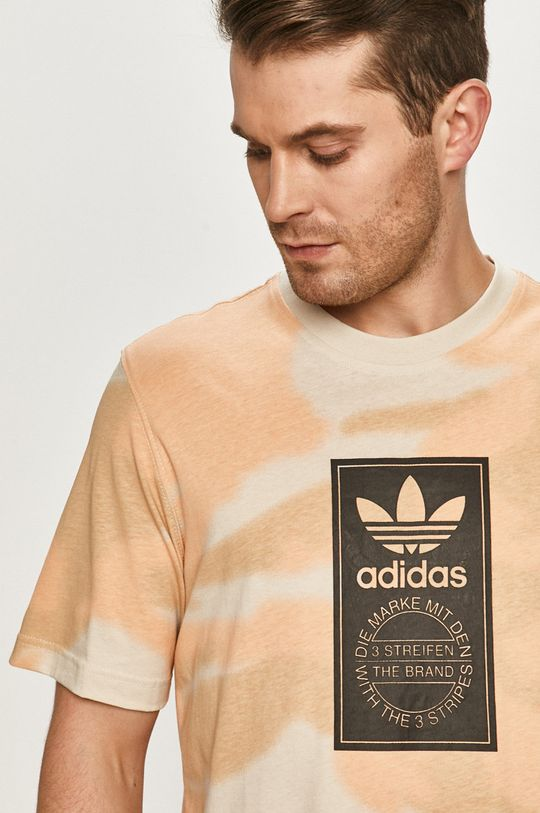 multicolor adidas Originals - T-shirt