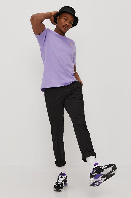 adidas Originals - Tričko červenofialový