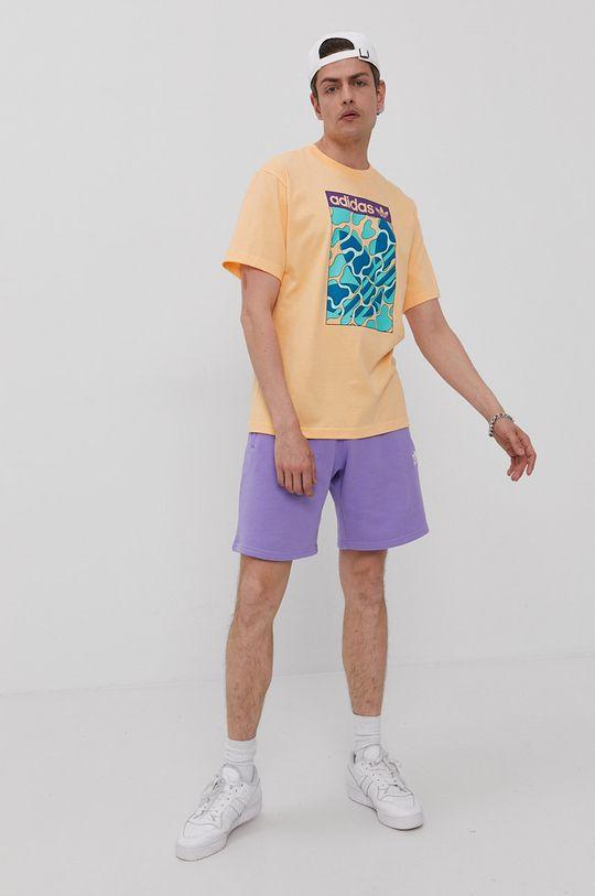 adidas Originals - Tričko jasně oranžová