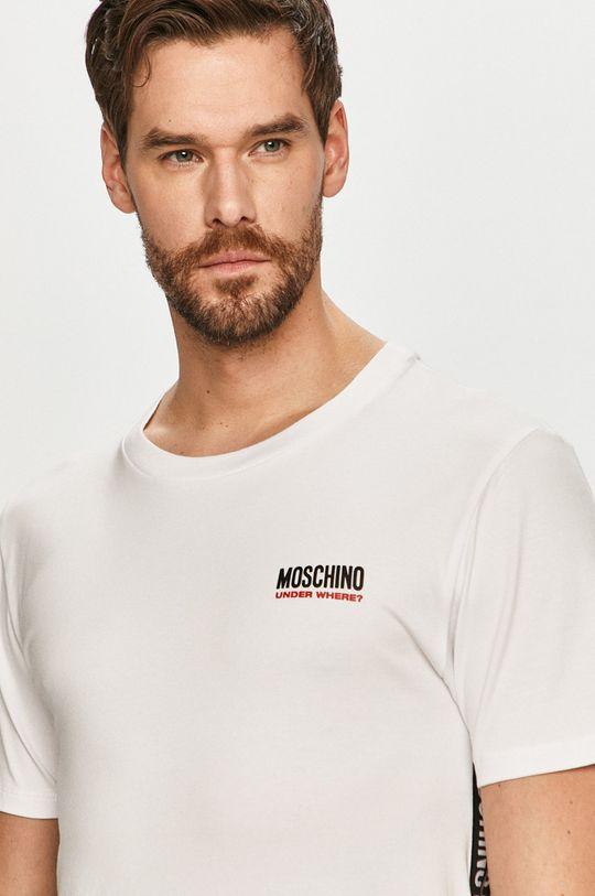 Moschino Underwear - Tricou  Materialul de baza: 92% Bumbac, 8% Elastan Alte materiale: 100% Bumbac