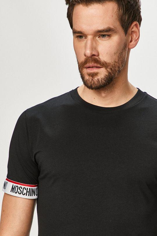 Moschino Underwear - Tricou  100% Bumbac