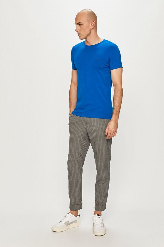 Tommy Hilfiger - T-shirt niebieski