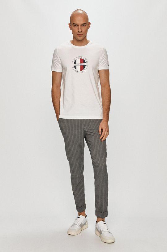 Tommy Hilfiger - Tričko bílá