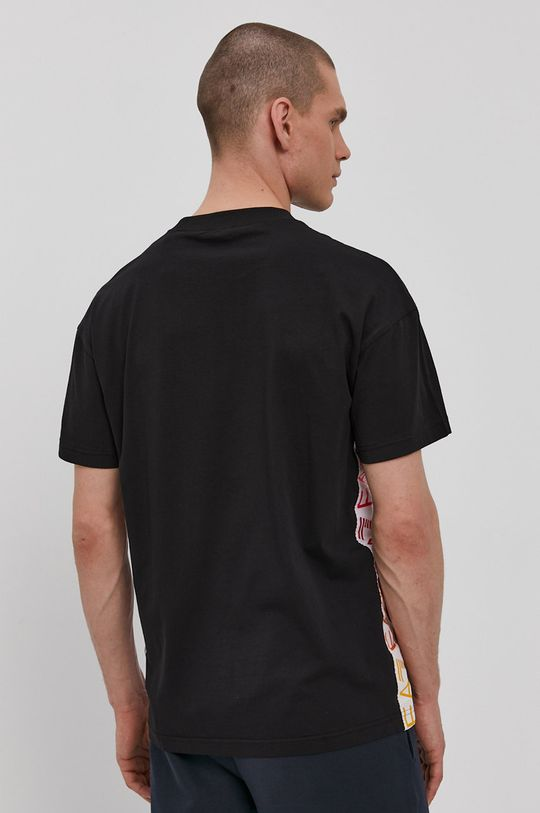 EA7 Emporio Armani - T-shirt Materiał zasadniczy: 100 % Bawełna, Inne materiały: 100 % Poliester