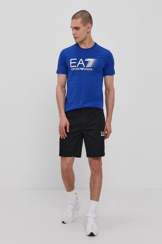 EA7 Emporio Armani - Tričko modrá