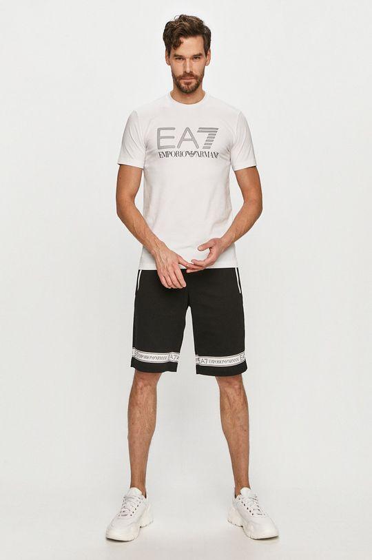 EA7 Emporio Armani - Tricou alb