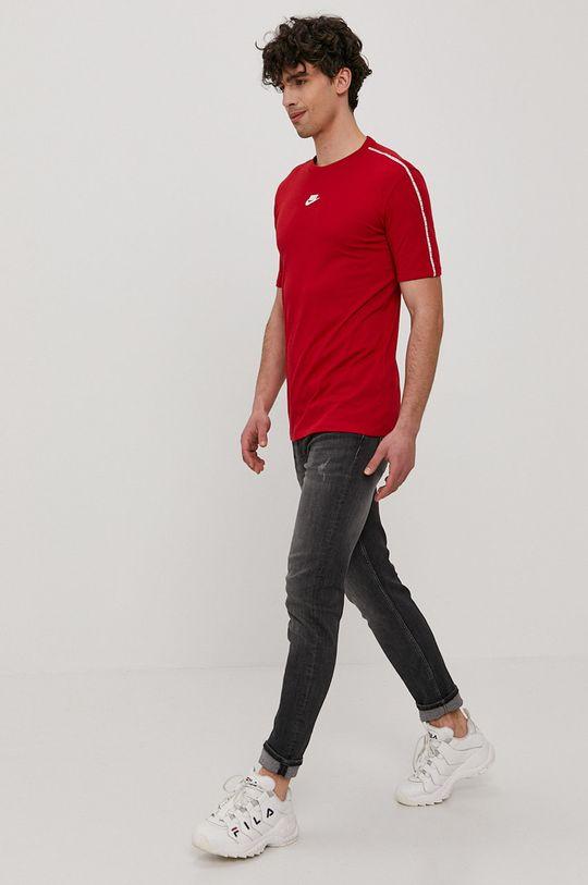 Nike Sportswear - Tričko červená