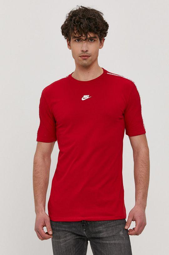červená Nike Sportswear - Tričko