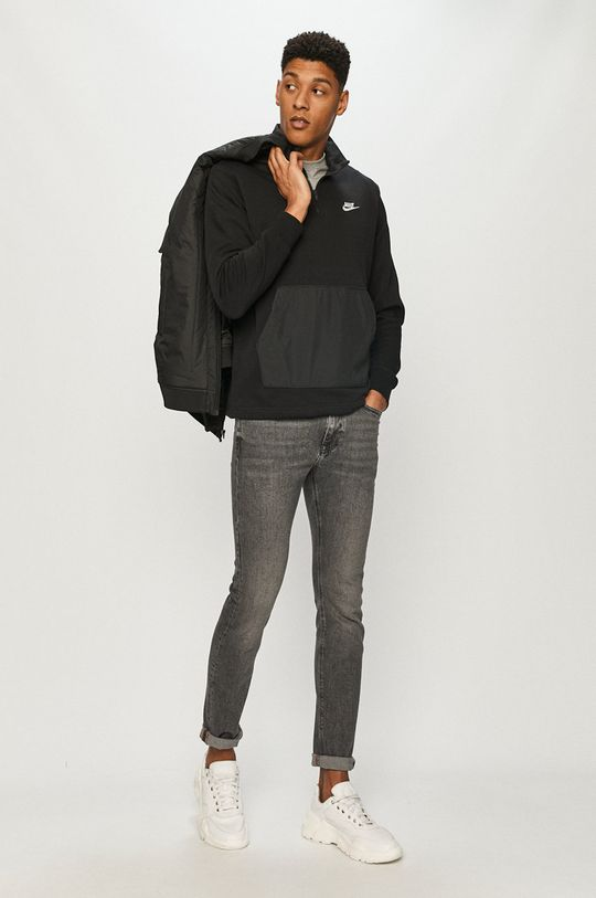 Nike Sportswear - Tričko svetlosivá