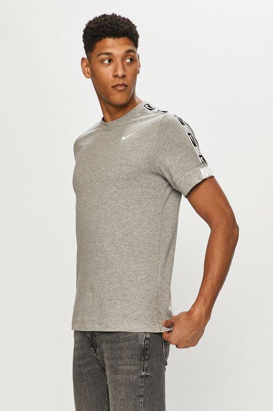 svetlosivá Nike Sportswear - Tričko