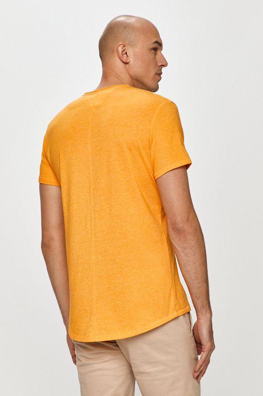 Tommy Jeans - T-shirt 50 % Bawełna organiczna, 50 % Poliester