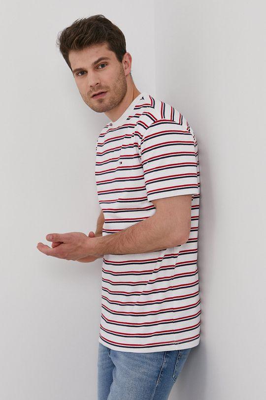 viacfarebná Tommy Jeans - Tričko Pánsky