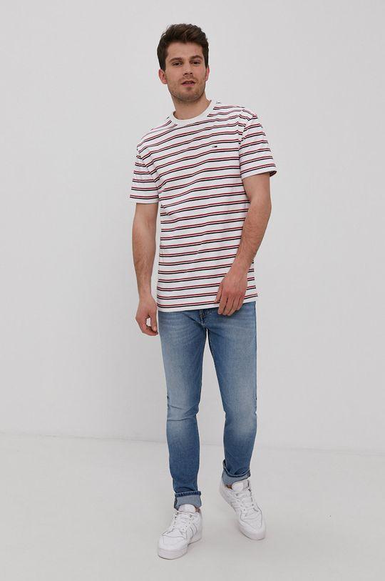 Tommy Jeans - Tričko viacfarebná