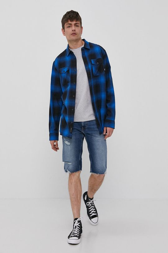 Tommy Jeans - Tričko svetlosivá