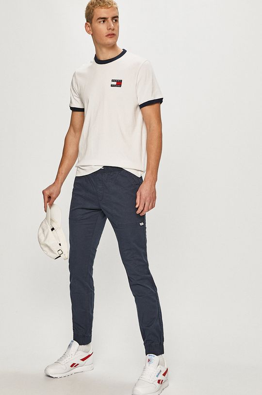 Tommy Jeans - Tricou alb