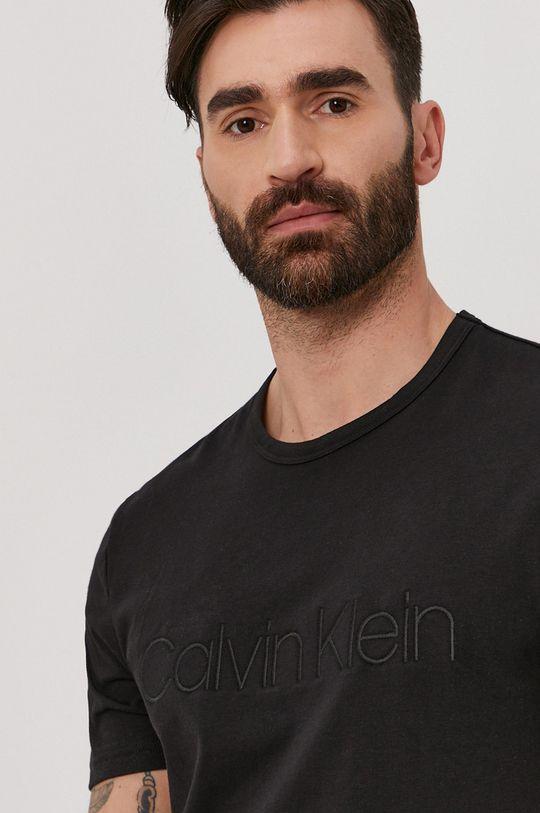 čierna Calvin Klein Underwear - Tričko Pánsky
