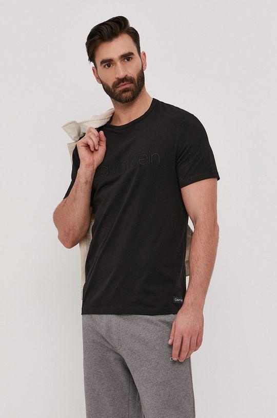 čierna Calvin Klein Underwear - Tričko