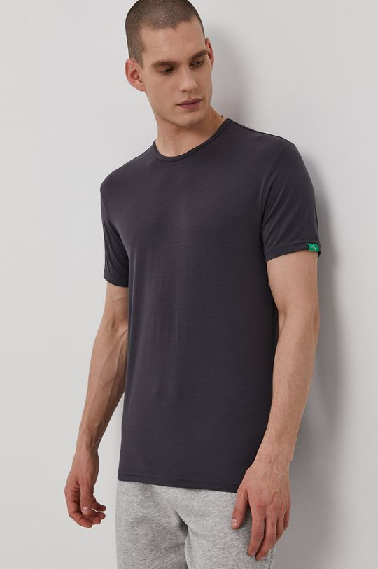 sivá Calvin Klein Underwear - Tričko CK One Pánsky