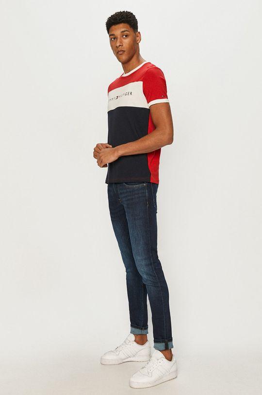 Tommy Hilfiger - Tričko červená