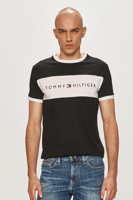 černá Tommy Hilfiger - Tričko