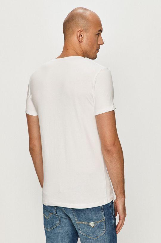 Pepe Jeans - Tričko Pol  95% Bavlna, 5% Elastan