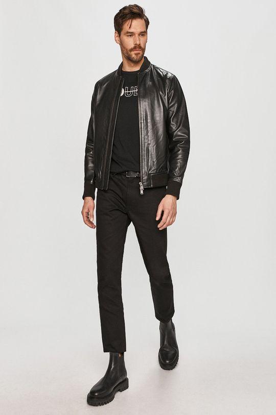 Selected - Tričko čierna