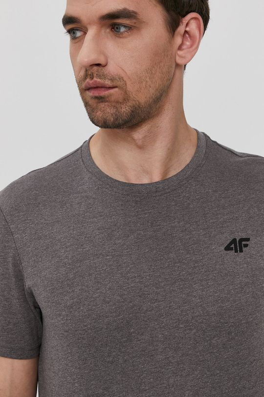 šedá 4F - Tričko