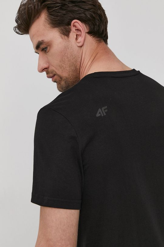 černá 4F - Tričko
