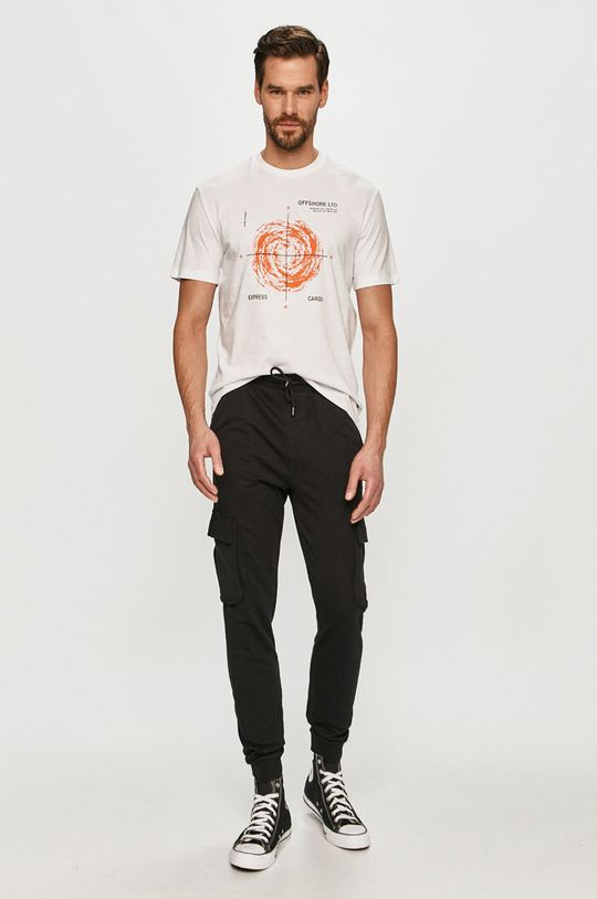 Only & Sons - Tricou alb