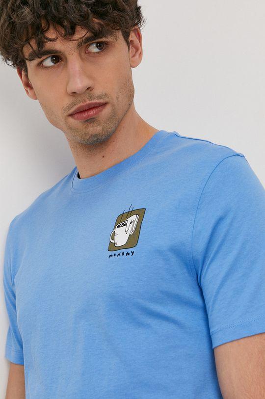 niebieski Only & Sons - T-shirt