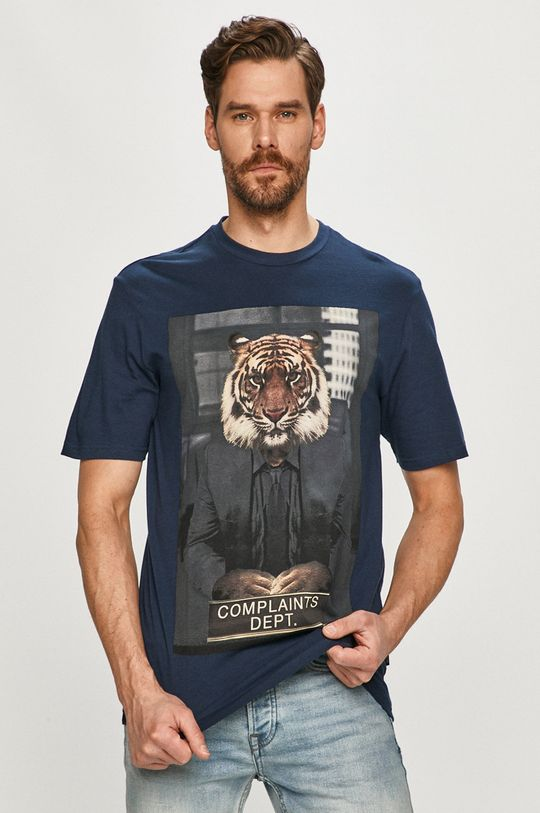 granatowy Only & Sons - T-shirt
