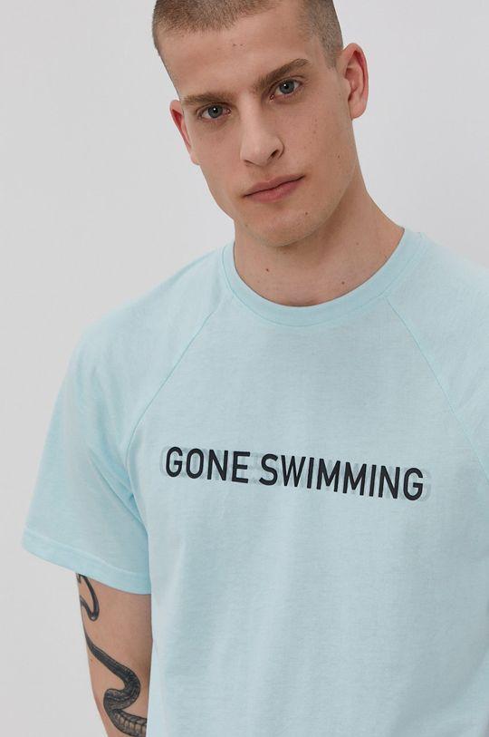 jasny niebieski Only & Sons - T-shirt