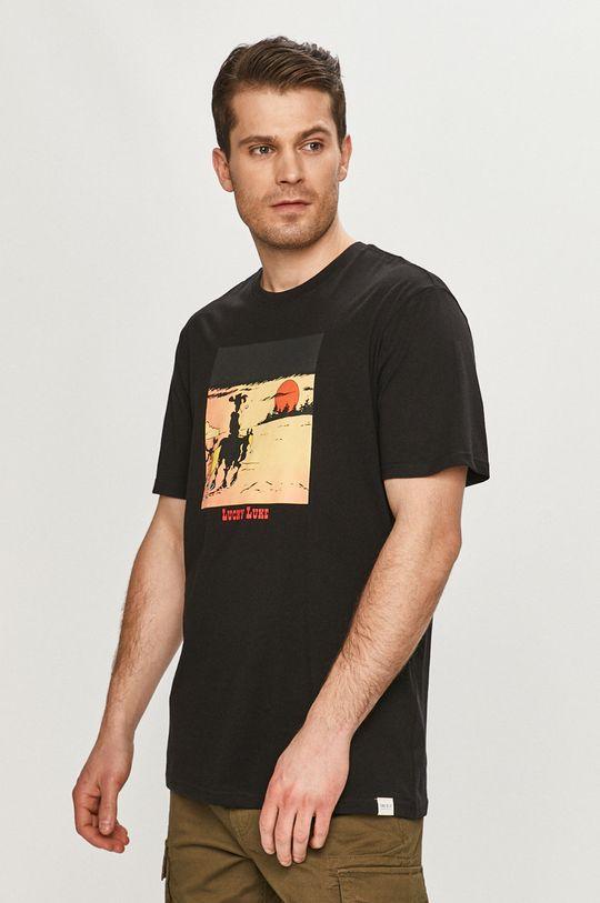 Only & Sons - T-shirt czarny