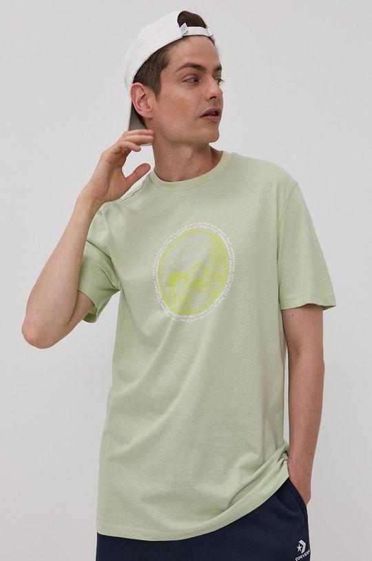jasny oliwkowy Only & Sons - T-shirt Męski