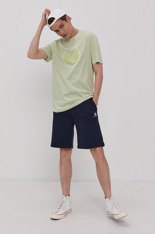 Only & Sons - T-shirt jasny oliwkowy