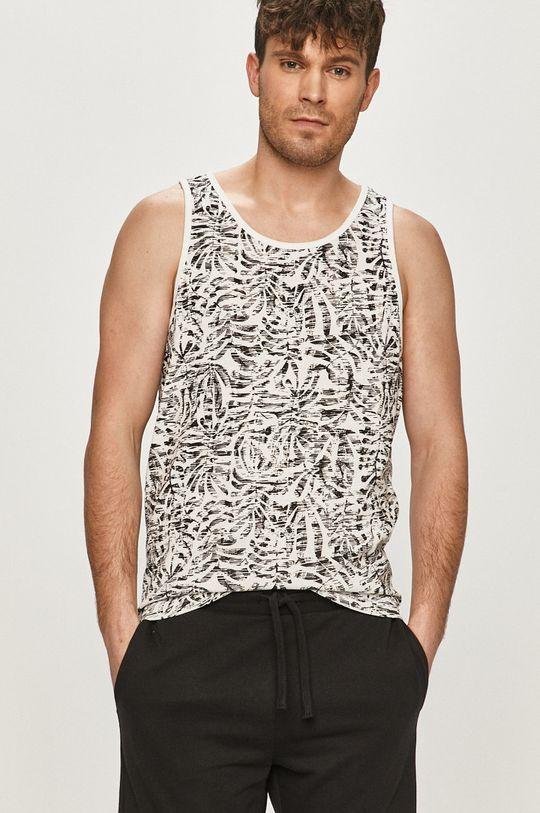 biały Only & Sons - T-shirt Męski