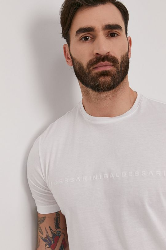 bílá Baldessarini - Tričko