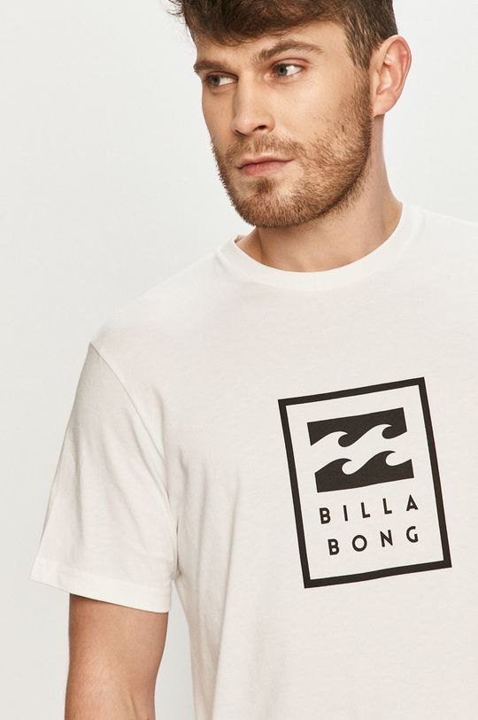 biela Billabong - Tričko