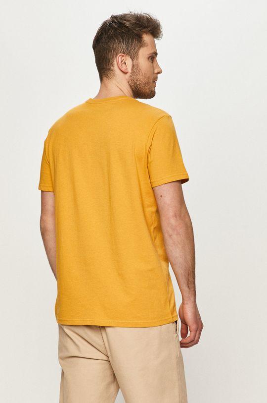 Billabong - Tričko hořčicová