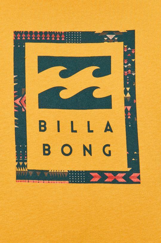 hořčicová Billabong - Tričko