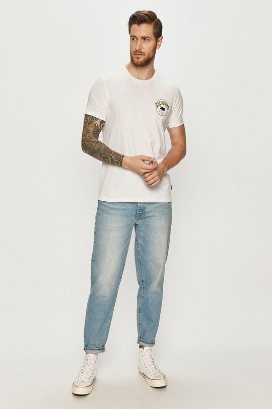 Billabong - T-shirt biały