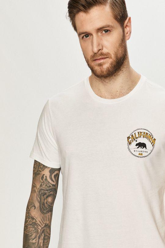 biały Billabong - T-shirt