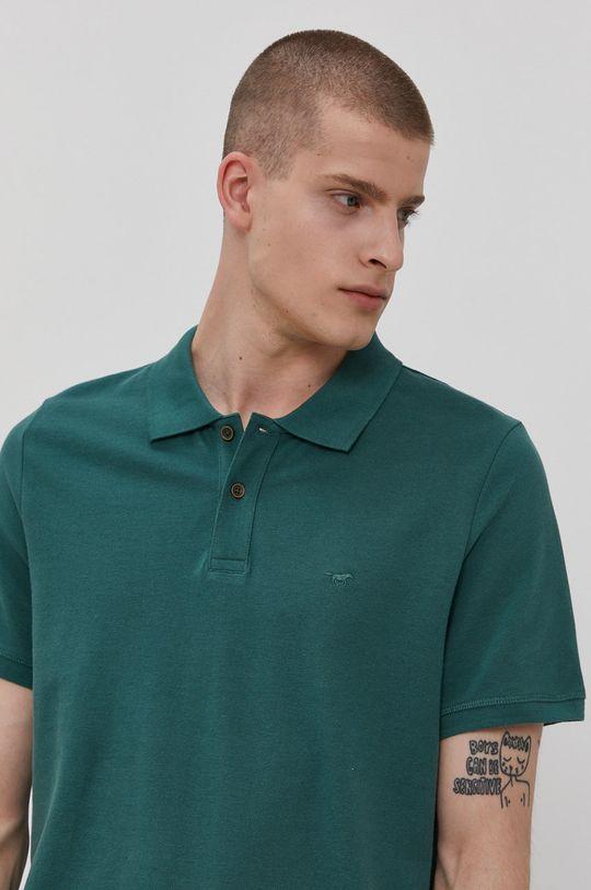 ciemny zielony Mustang - Polo