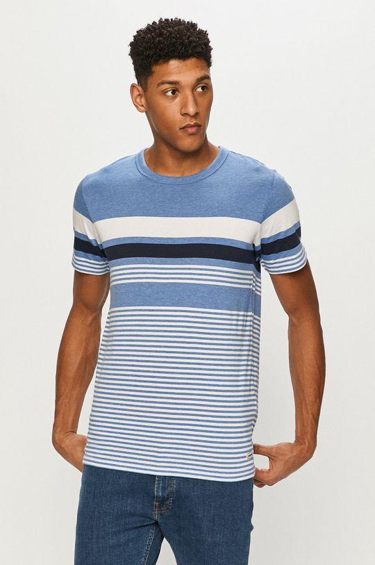 modrá Produkt by Jack & Jones - Tričko Pánský
