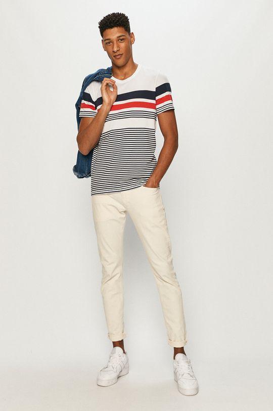 Produkt by Jack & Jones - Tričko námořnická modř