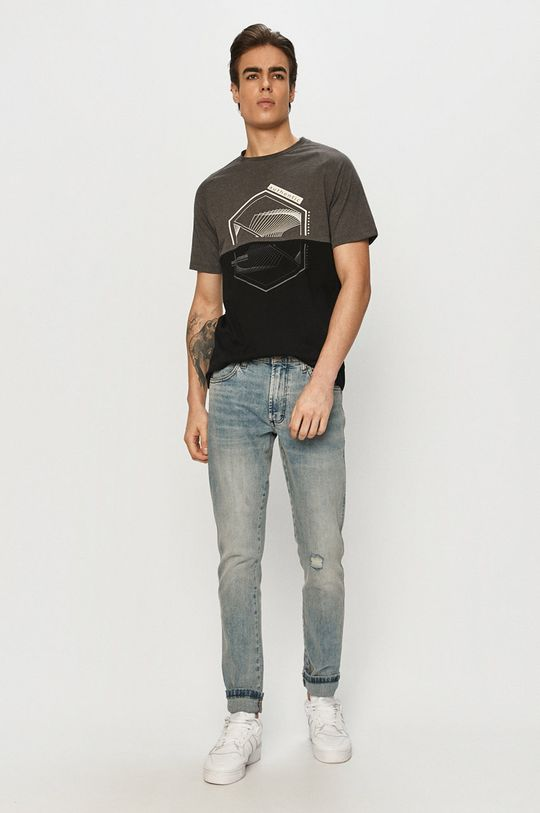 Produkt by Jack & Jones - T-shirt czarny